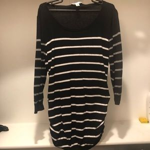 Maternity sweater (long)